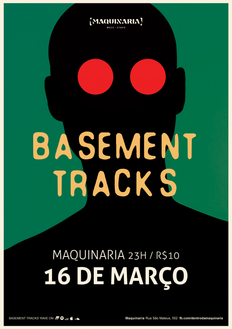 Prints developed for Basement Tracks