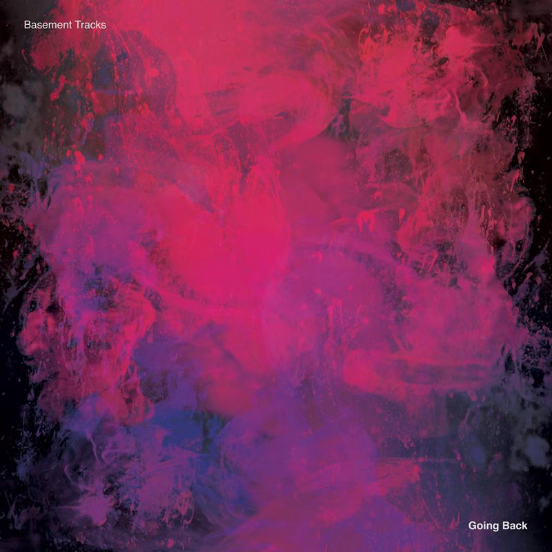 Cover developed for Basement Tracks' single Going Back