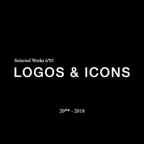 Selected logos and icons [20** - 2018]